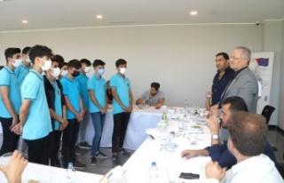 Sabri Tekli: Mersin'in Süper Lig'de takımı...