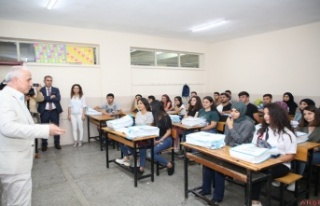 Akdeniz'den Üniversite Hayali Kuran Gençlere...