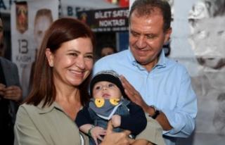 Başkan Seçer, Kültürler Festivali'ni Gezdi