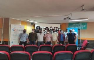 Mersin'de İş Kulübü Eğitimi Verildi