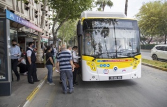 100 yeni otobüs için saha çalışması bitti