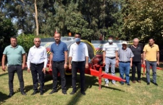 Tarsus Belediyesinden destek