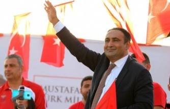 """""""Cumhuriyet Ateşi Hiç Sönmeyecek"""""""