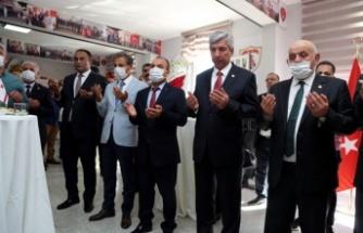 TEMAD İl Binası Törenle Açıldı