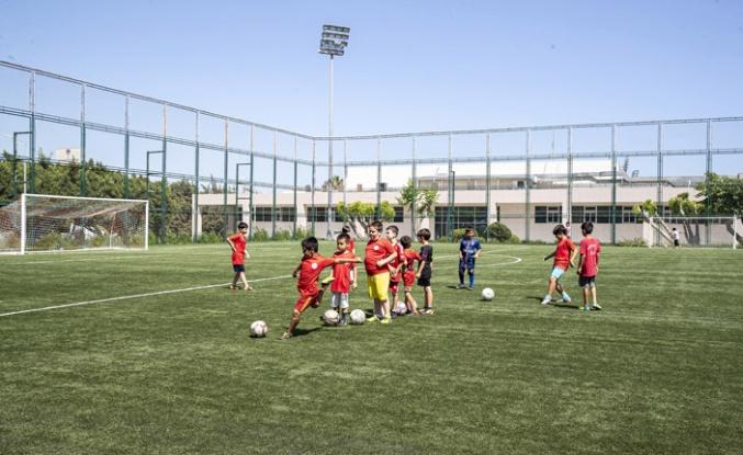 Büyükşehir'de Spor Kursları Başlayır