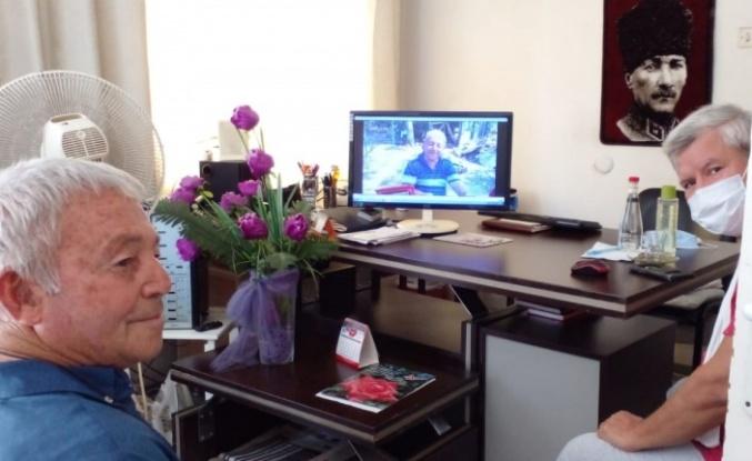 Aşık Cumali Efe'nin yaşamı belgesel oldu