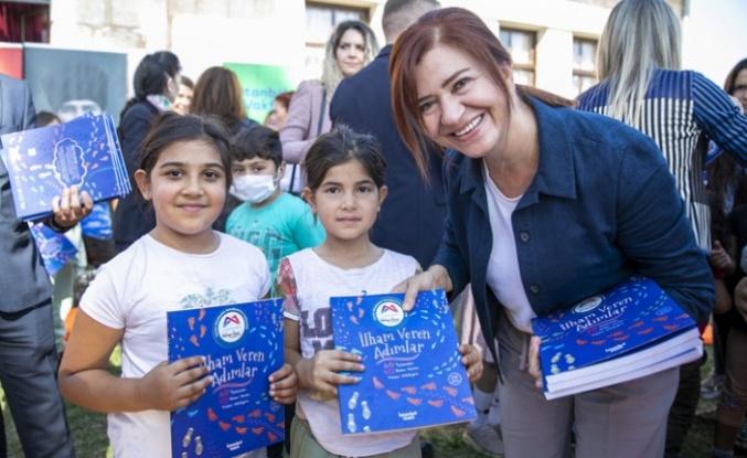 'İlham Veren Adımlar' Kitabı çocuklarla buluştu