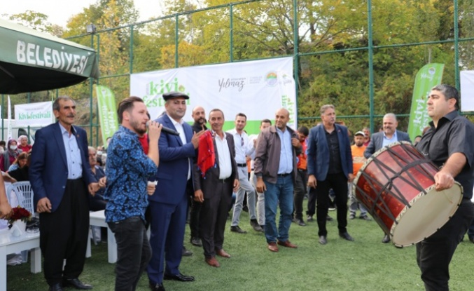 Kivi Festivali Coşturdu