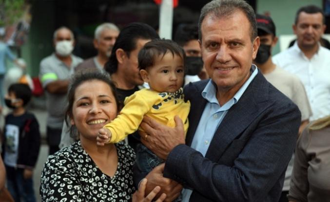 Seçer, Çamlıbel Sokak Festivali'ne Katıldı