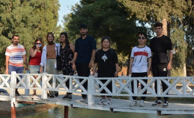 Tarsus'un tarihi mekanlarını gezdiler